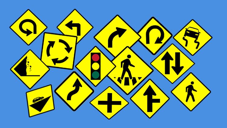 rambu-lalu-lintas-peringatan